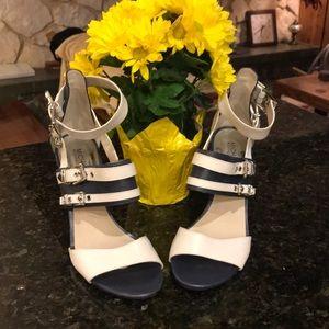 Michael Kors high heel sandles size 10